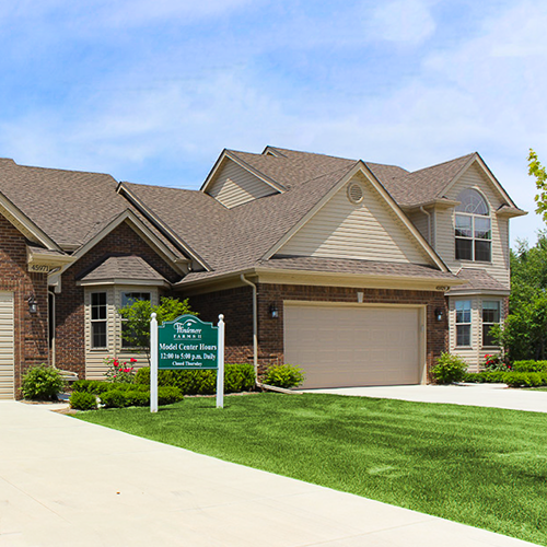 Windemere Farms - Macomb Township MI - Columbia Homes - WF_Model